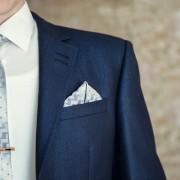 tie bar on a tie