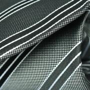 Grey Silk Ties