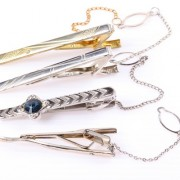 tie clips tie pins