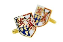 Gold Plated Cufflinks