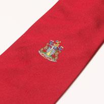Masonic tie example 4
