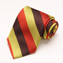Regimental tie example 6