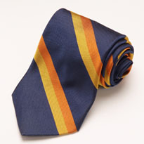 Regimental tie example 4
