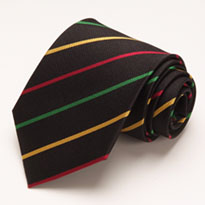Regimental tie example 5