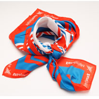 Example ladies custom scarf and scarves 5 - James Morton Ties