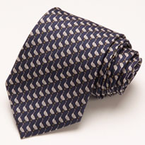 Branded tie example 5