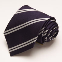 Regimental tie example 3