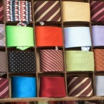 Fifty shades of colour for your tie