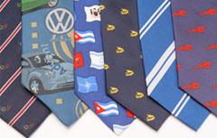 corporate ties from James Morton UK Tie manufacturer