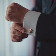 Everyman needs a set of cufflinks to match his suit and tie