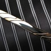 Get a tie bar to smarten up your ties