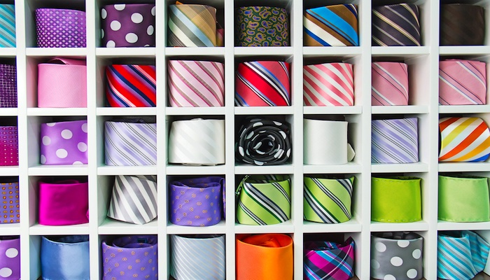Custom Ties by James Morton Ties