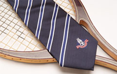 club ties from James Morton UK tie manufacturer