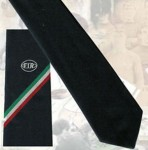 Italy Rugby Tie