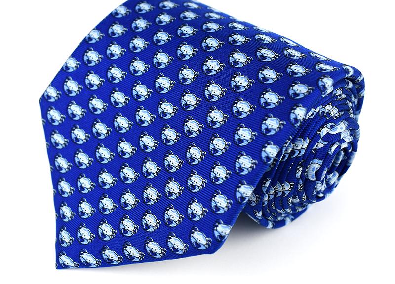 Reef Knot Printed Tie
