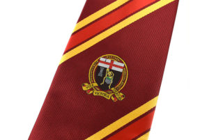 Market Hill Masonic Tie