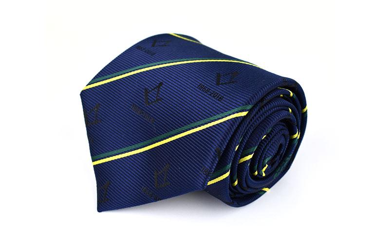 Kirkliston Lodge Masonic Tie.