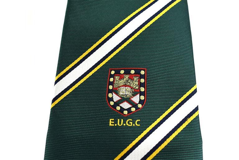 Exeter University Golf Club Tie.