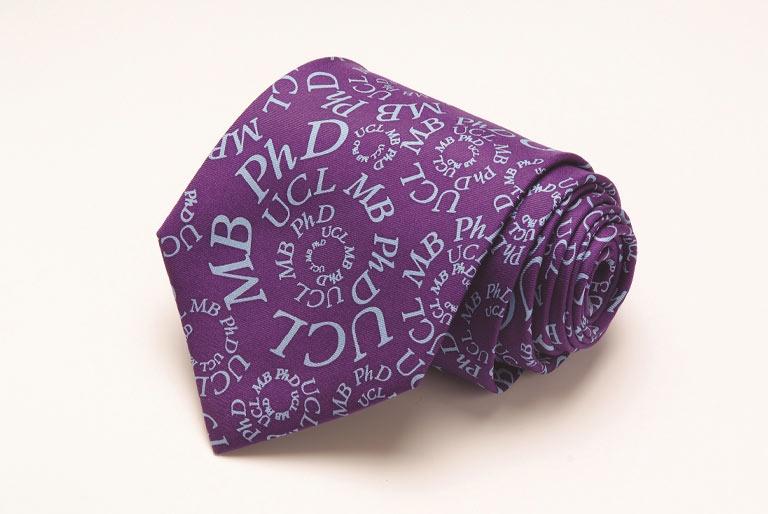 University College London Tie.