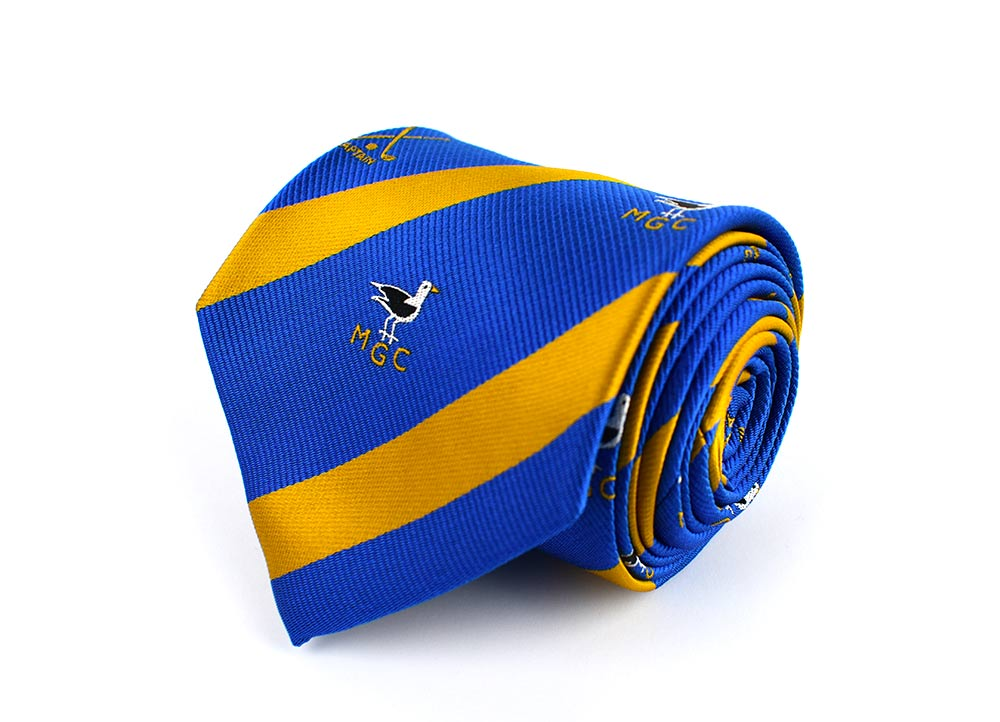 MGC Golf Club Tie