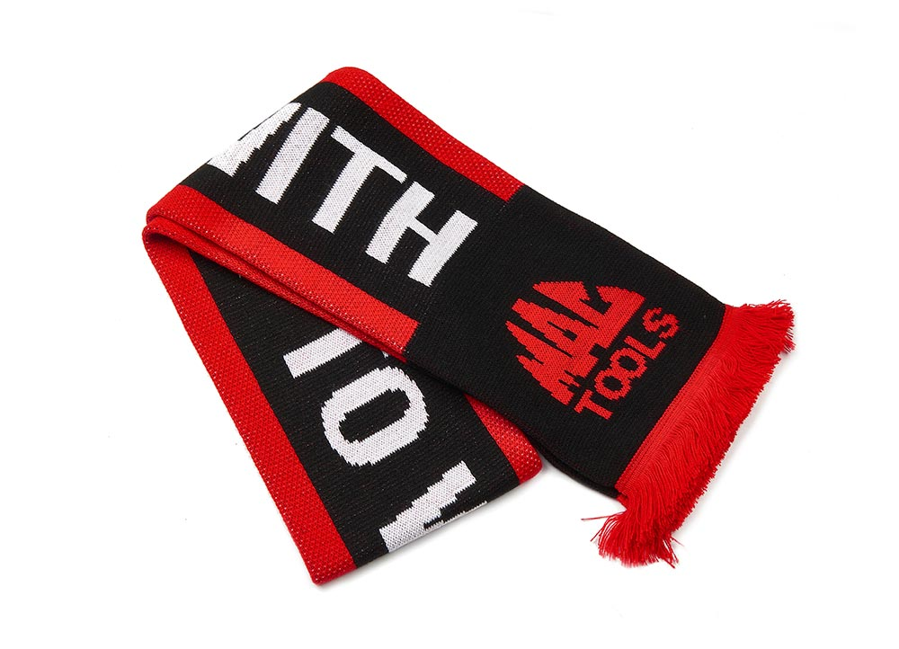 Mac Tools Knitted Scarf